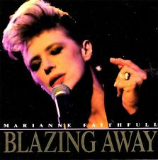 CD - MARIANNE FAITHFULL - Blazing Away