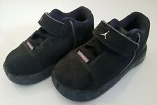 Baby Air Jordan Shoes 7C Black
