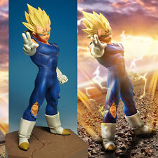 Anime Figure Toy Dragon Ball Z Vegeta Angry Buu Figurine Statues 16cm