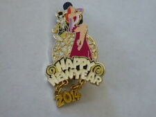 Disney Trading Pins 99428 WDI Happy New Year 2014 Jessica and Roger Rabbit
