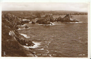 Cornwall Postcard - Kynance Cove from The Hill - Ref TZ7613