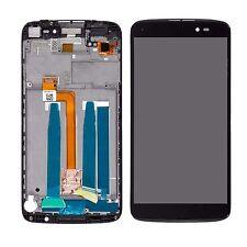 LCD Screen Touch Digitizer Alcatel One Touch Idol 3 5.5 6045O 6045K/Y/B/L Frame