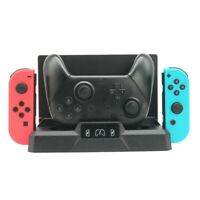 Charger Station for Nintendo Switch Charging Dock for Joy-con Switch Controller