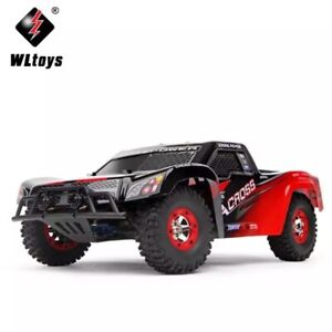 Wltoys 12423 50km/h Short Course Truck 1/12 2.4G 4WD