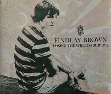 Findlay Brown - Losing The Will To Survive (CD 2007) Just Like Honey, Peacefrog