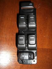 04-10 CHEVY COLORADO GMC CANYON LEFT DRIVER MASTER POWER WINDOW SWITCH 25779767
