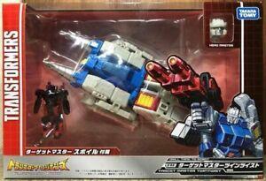 Takara TOMY Transformers Legends LG 65 Targetmaster Twintwist Action Figure
