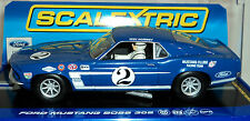 Scalextric C3539 Ford Mustang Boss 302 #2 Dan Gurney DPR USA Only 1/32