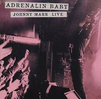 Adrenalin Baby - Johnny Marr Live CD Sealed ! New ! 2015 !