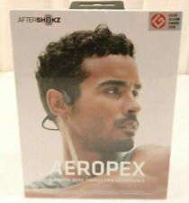 AfterShokz Aeropex Bone Conduction Bluetooth Wireless Headphones Black