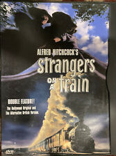 Strangers on a Train Dvd Alfred Hitchcock(Dir) 1951