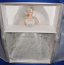 2000 Millennium Bride Barbie Limited to 10000 MIB with Shipper Box