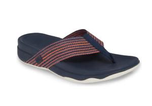 Fitflop Surfer Freshweave Flip Flop N2486 Men's Size 11 M *