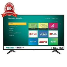 "43"" Class 1080P FHD Full HD LED Roku Wifi Smart TV Flat Screen 60Hz Refresh Rate"