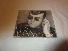 Elton John Your Song Single 3 Song CD The Rocket Record Company Rare TL25C BIN