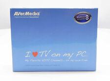 AVerMedia AVerTV Hybrid Volar MAX USB HD TV Tuner - NEW IN SEALED BOX