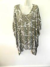 Rayon Paisley Midi Dresses for Women