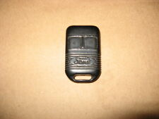 OEM FORD dealer installed security system remote keyless entry key fob alarm arm