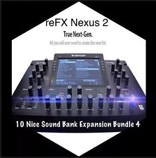 reFX Nexus 10 Nice Sound Bank Preset Pack Bundle