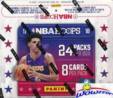 2017/18 Panini Hoops Basketball MASSIVE 24 Pack Sealed Retail Box-AUTOGRAPH