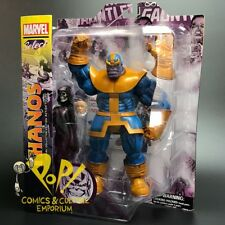 Marvel Select THANOS with Death Action Figure AVENGERS Diamond Select DST!