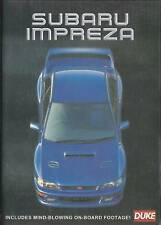 SUBARU IMPREZA - Performance Car of the Decade (DVD'01)