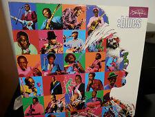 Jimi Hendrix-Blues 2LP set on  Blue Vinyl Audiophile 180 Gram Low #523 Near Mint