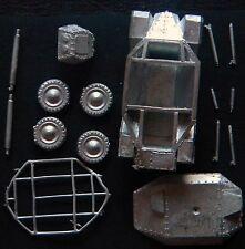 Friend or Foe HUNV06 1/72 Diecast WWII Hungarian Csaba Command Armoured Car