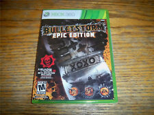 Bulletstorm EPIC EDITION Xbox 360 Genuine Game NEW SEALED
