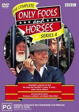 Only Fools & Horses: S4                  Series 4 Season 4 DVD R4
