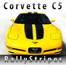 Chevy Corvette C5 Hardtop Rally Stripes racing Decal Kit pre-cut  1997 - 2004