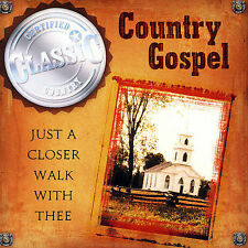 JUST A CLOSER WALK WITH THEE - T GRAHAM BROWN; BILL ANDERSON, PATSY CLINE, EDDY