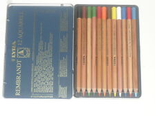 12 crayons de couleur pour artistes, de marque lyra (Rembrandt-Aquarell)