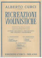 Curci : 10 Stück Melodische E Progressiv Für Violine E Klavier Vol.2° - Curci