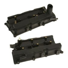 NEW Pair Set of Left & Right Engine Valve Covers Genuine For Infiniti Nissan G35