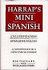 Harraps Mini Dictionary/Diccionario: Spanish-English/Ingles-Espanol (English a