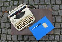 Schreibmaschine Princess 300 50er Jahre Vintage