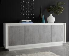 Credenza Moderna Alta Bianca : Credenze e madie moderni bianca senza marca ebay