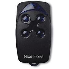 TELECOMANDO RADIOCOMANDO NICE FLOR-S 4 TASTI ORIGINALE NICE FLO / FLO4RS