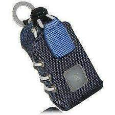 AMZER Activa Adjustable Sports Pouch for Cell Phone iPod MP3 MP4 Players- Blue