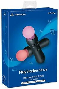 Sony PlayStation 4 / 5 VR Move Motion Controllers for PSVR PS4 PS5 CECH-ZCM2U