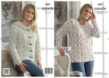Clothing, Handbags & Shoes DK/Double Knit Sweaters Patterns
