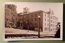 RPPC PULLMAN WASHINGTON STATE UNIVERSITY FERRY HALL WSU Cle Elum Photo Postcard