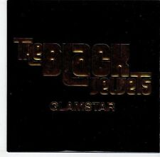 (EM363) The Black Velvets, Glamstar - 2005 DJ CD