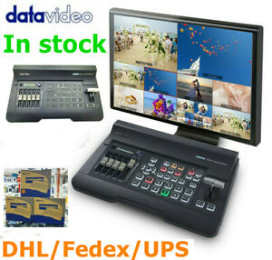 Datavideo SE-650 Multi-format video Switcher 4-Channel 1080P 2*SDI 2*HDMI inputs
