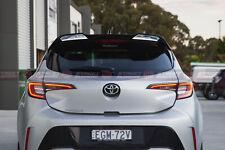 OE V1 Style Trunk Wing Spoiler For 2018-2020 Toyota Corolla Hatch (GLOSS BLACK)