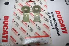 Soporte Intermitentes Delantero en aluminio DPM para Ducati Monster cód