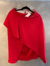 Ladies Ted Baker Skirt. Red. Size 2 (UK 10/12).