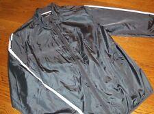 Mens MTA Sport Fast Dri Full Zip Lifghtweight Running Jacket XL Gray