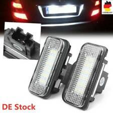 LED Kennzeichenbeleuchtung für Mercedes Benz C E CLS SLK Class W203 W219 W211 DE